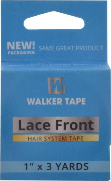 """WALKER TAPE Lace Front Hair System Tape 1"""" * 3 Yards Hair Accessory Set"""