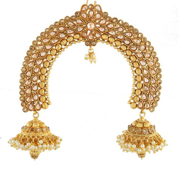 7f6b15578 Hair Accessories - Buy Hair Accessories online at Best Prices in ...