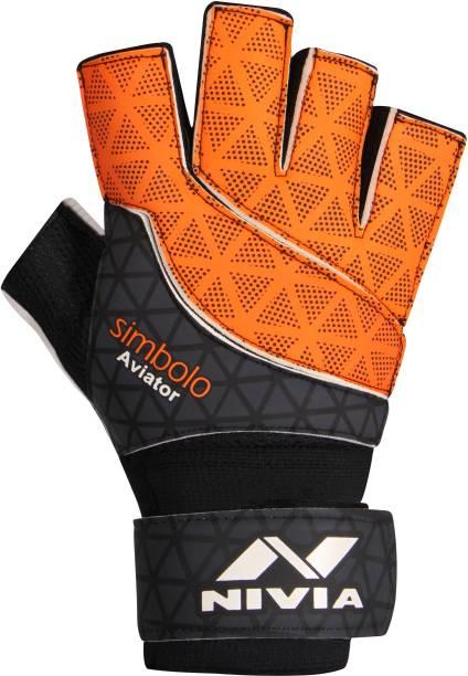 NIVIA Simbola Aviator Futsal Goalkeeping Gloves