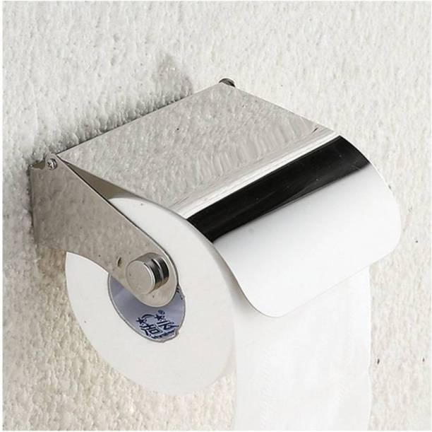 shyam Stainless Steel Toilet Paper Holder Pack Of One. Stainless Steel Toilet Paper Holder