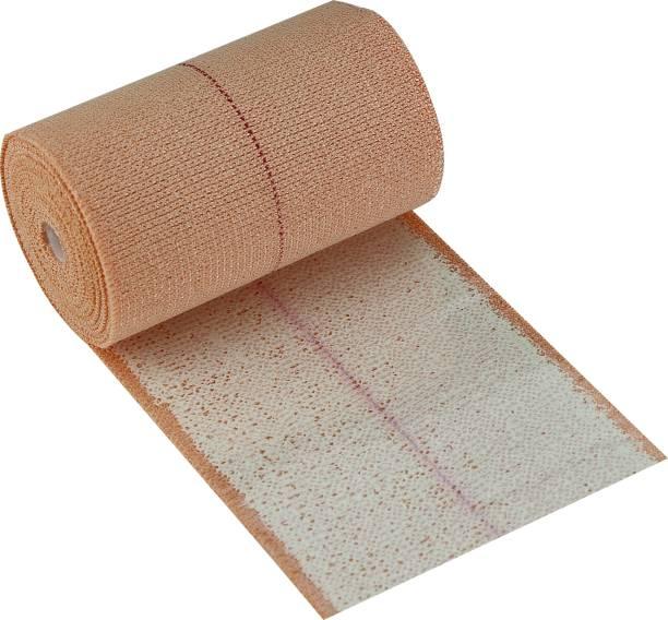 NUVO MEDSURG Elastic Adhesive Bandage 10 Cm X 4 M Crepe Bandage