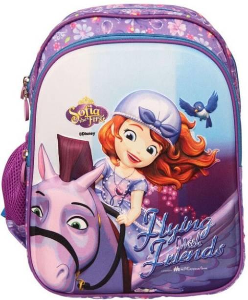 HM International Sofia Waterproof School Bag