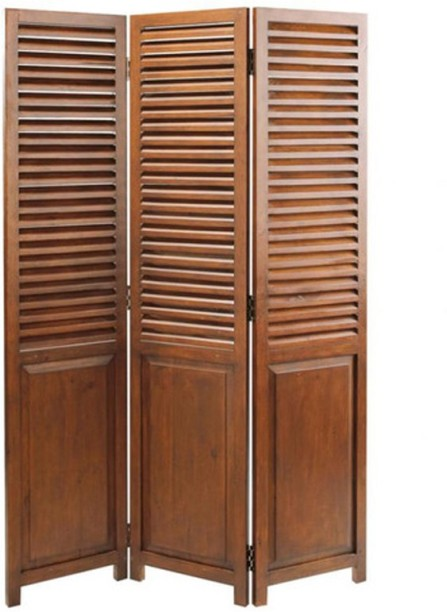 The Attic Solid Wood Decorative Screen Partition