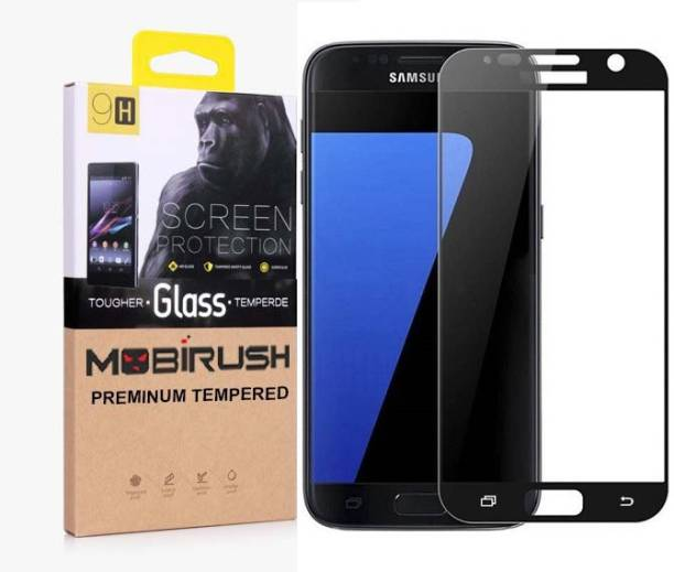 MOBIRUSH Edge To Edge Tempered Glass for Samsung Galaxy S7