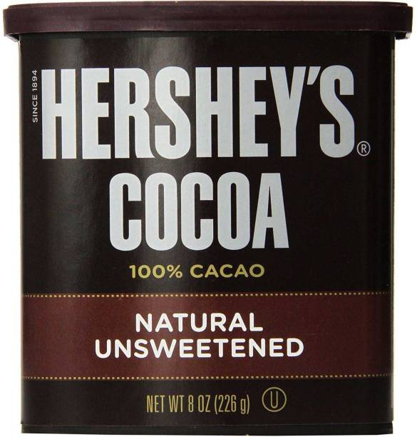 HERSHEY'S Cocoa Natural Unsweetened - 226g Cocoa Powder