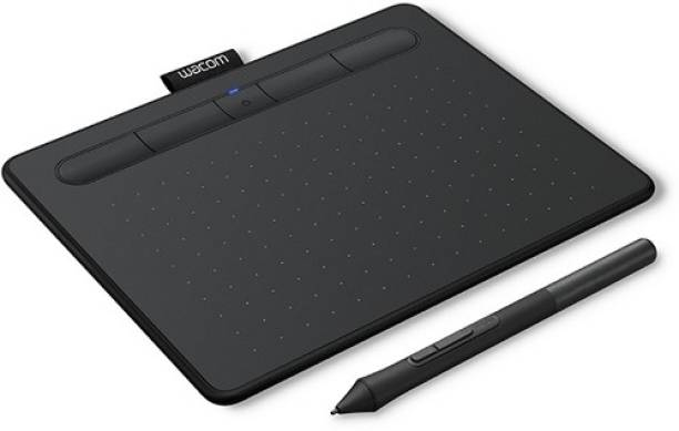 WACOM CTL-4100WL/K0-CX Intuos Small 3.7 x 0.35 inch Graphics Tablet