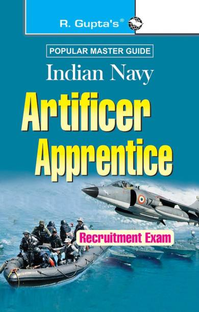 Indian Navy Artificer Apprentice, 1/E