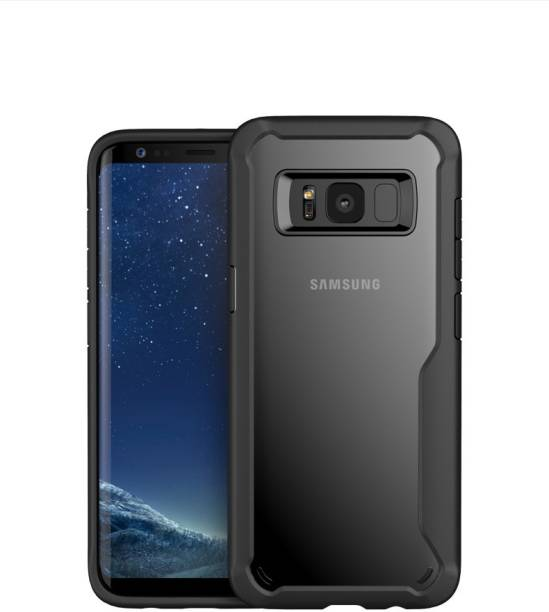 CELLCAMPUS Back Cover for SAMSUNG GALAXY S8