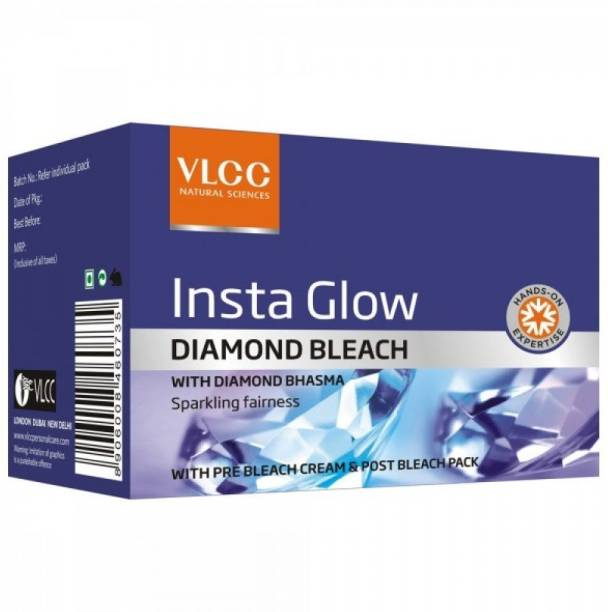 VLCC Insta Glow Diamond-Bleach