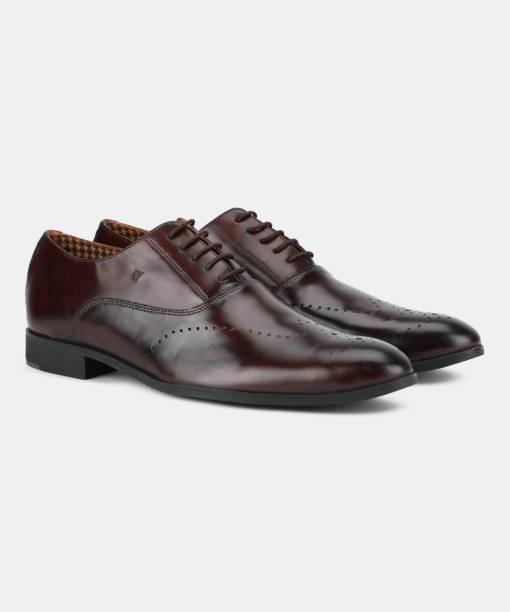 9edd36a770f Van Heusen Formal Shoes - Buy Van Heusen Formal Shoes Online at Best ...