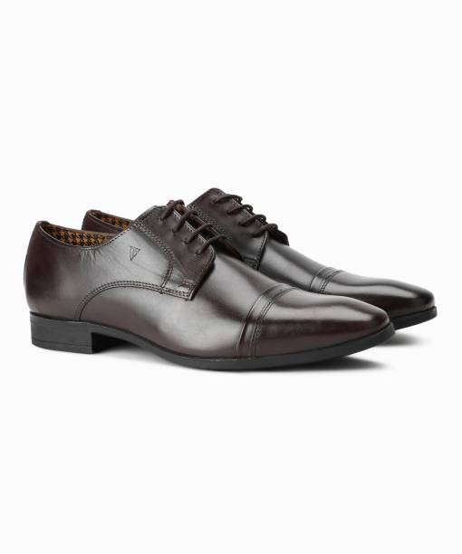 317eddd69d3822 Van Heusen Formal Shoes - Buy Van Heusen Formal Shoes Online at Best ...