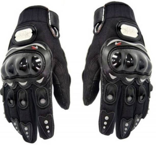 Trendmakerz Gloves Shockproof Driving Gloves