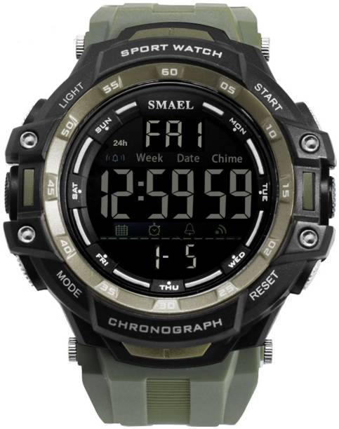 16b50efde Smael Watches - Buy Smael Watches Online at Best Prices in India ...