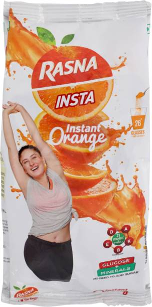 Rasna Instant Orange