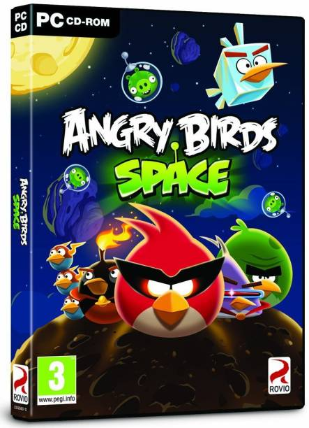 Angry Birds: Space (PC)