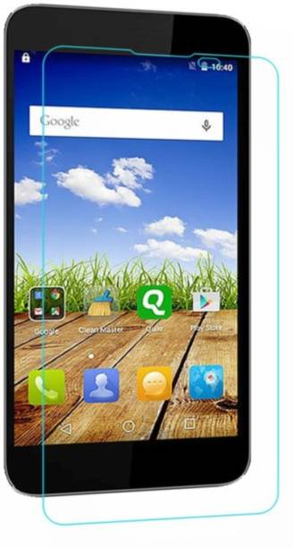 Novo Style Tempered Glass Guard for Micromax X395