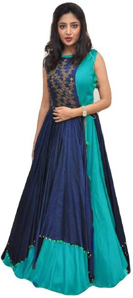 Semi Stitched Salwar Suit Dupatta Material Dress Materials Buy