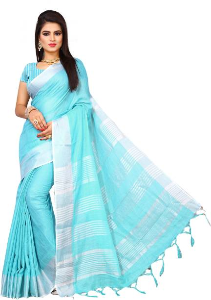 9a2ac31672 Linen Sarees - Buy Linen Sarees Online at Best Prices In India ...