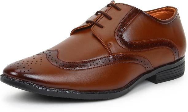 bc89077bbe7e Brogues - Buy Brogues Shoes Online for Men   Women At Best Prices In ...