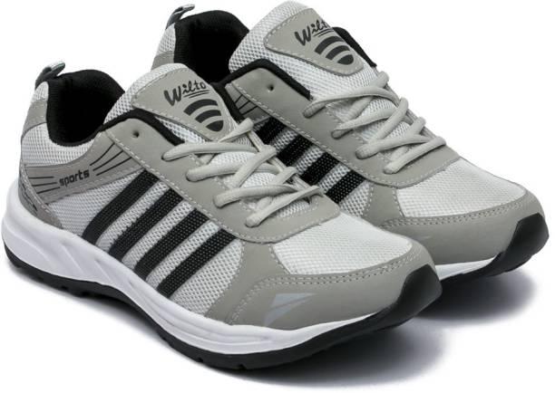 sale outlet for sale ASIAN SUPER-22 Black Running Shoes sy0sBBmm