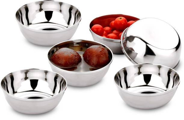 Classic Essentials Mukta Stainless Steel Vegetable Bowl