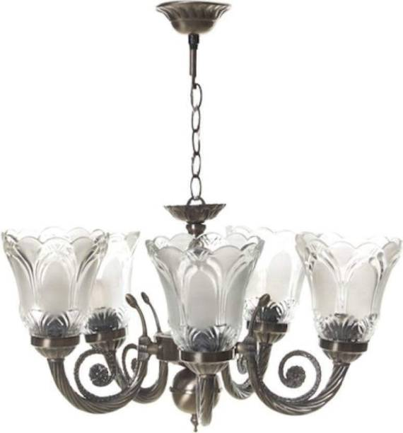 Chandeliers buy chandeliers online at best prices in india jai ambe 88275 by mahaveer traders bangalore chandelier ceiling lamp aloadofball Images
