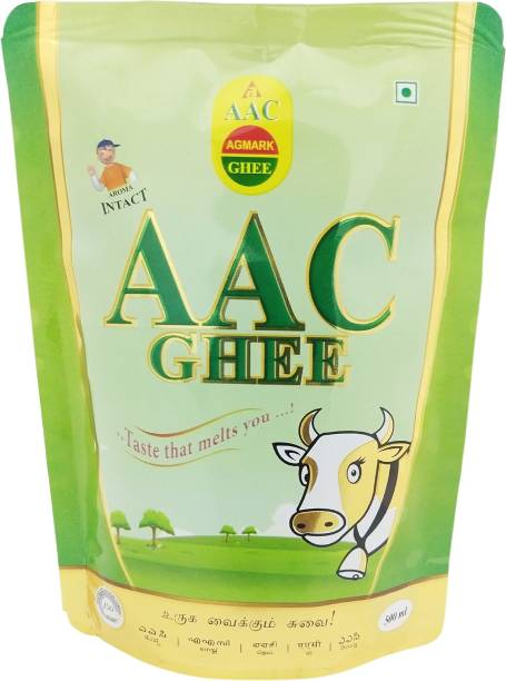 AAC Ghee 500 ml Pouch