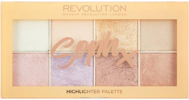 Makeup Revolution Highlighter Palette Highlighter