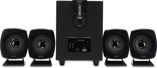 Intex IT-2616 Multimedia 55 W Portable Home Theatre