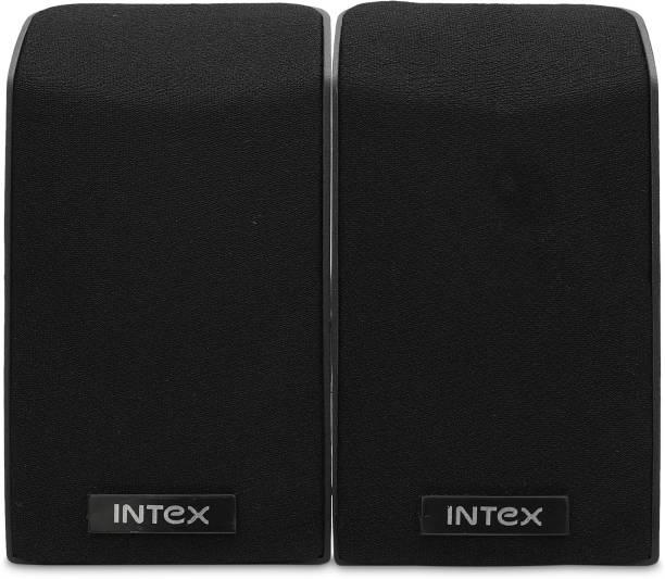 Intex IT- 312U 6 W Portable Laptop/Desktop Speaker