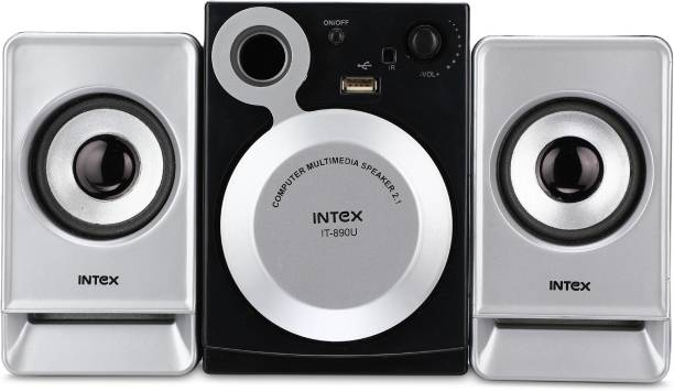 Intex IT 890 16 W Portable Laptop/Desktop Speaker