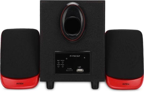 Intex IT- 1700 SUF OS 35 W Laptop/Desktop Speaker
