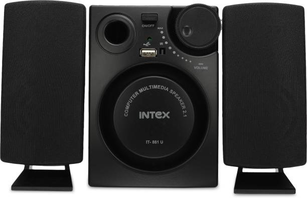 Intex IT 881U 16 W Laptop/Desktop Speaker