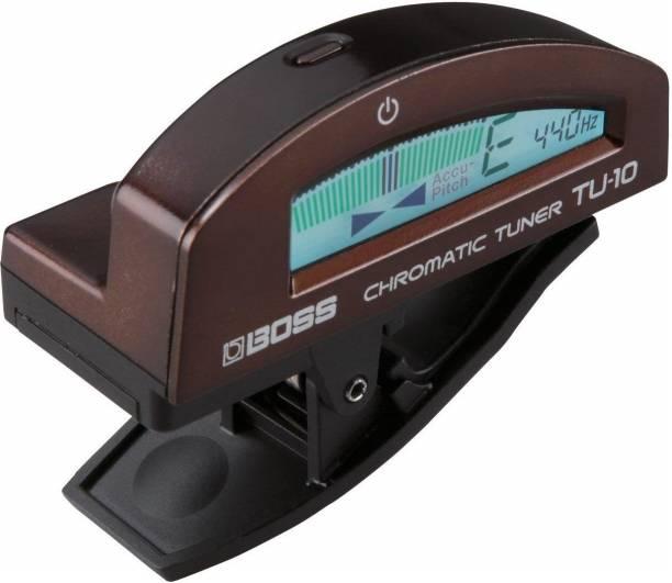 BOSS TU 10 BN Automatic Digital Tuner