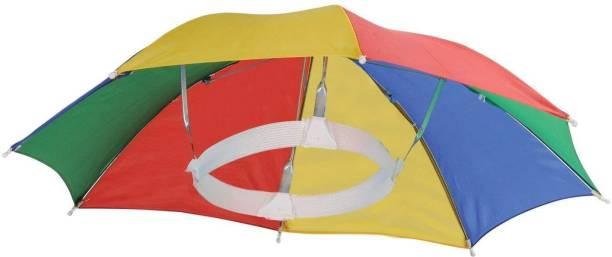 Kidzy TAHA HEAD UMBRELLA FOR EVERYONE EASY TO CARRY BEST FOR RAINY SEASON Umbrella