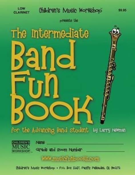 The Intermediate Band Fun Book (Low Clarinet)