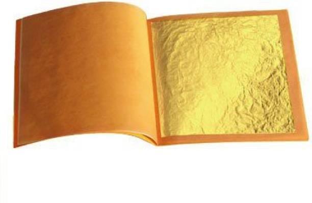 Sim Gold Leaf Art Craft Kits - Buy Sim Gold Leaf Art Craft