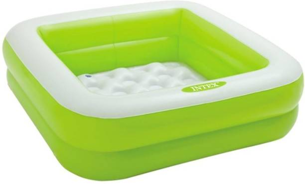INTEX Inflatable Water Tub Bathing Pool (3-Feet) for Kids Inflatable Swimming Pool