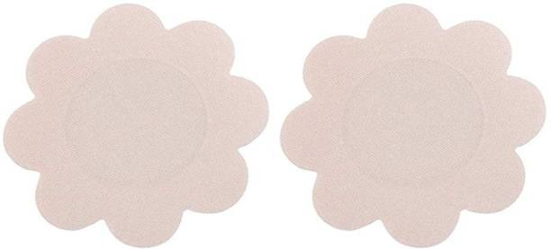 7b67538be4254 House of Quirk 10 pcs Breast Petals Nipple Pasties Cover Bra Pad Patches  Self Adhesive Sticker