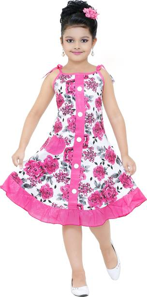 5c50f2f78ba8 Girls Clothes - Buy Girls Frocks   Dresses Online at Best Prices in ...