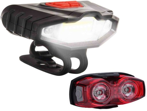 2 LED Silicone Bicycle Lights In Choice Of Colors