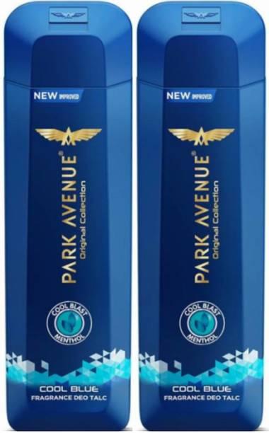 PARK AVENUE 2 Cool Blue Talc