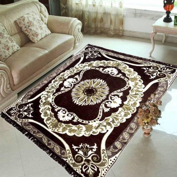 FRC Decor Multicolor Cotton Carpet