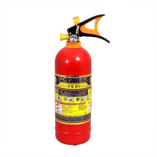 Safepro 2 kg ABC TYPE FIRE EXTINGUISHER Fire Extinguisher Mount