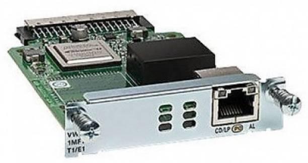 CISCO VWIC3-2MFT-T1/E1 Network Interface Card