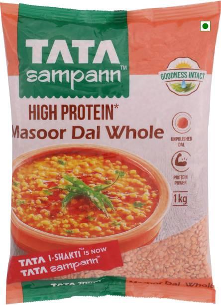 Tata Sampann Red Masoor Dal (Whole)