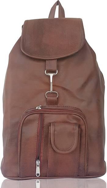 51b5a19d315e DE EULE Girls Tan School College Office Casual Backpack 15 L Backpack