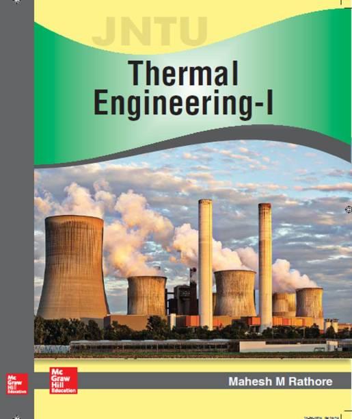 Thermal Engineering Vol I