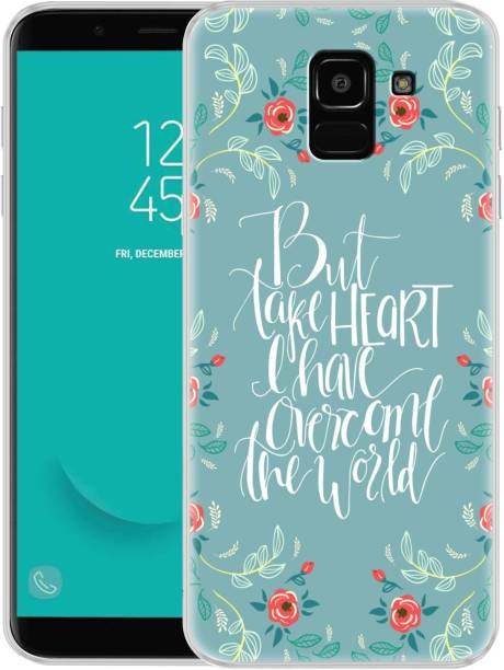 best website 9ca46 4c3ee Samsung Galaxy J6 Back Cover - Buy Samsung Galaxy J6 Cases & Covers ...