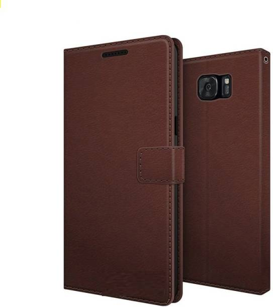 Casewilla Flip Cover for Samsung Galaxy S7 Edge